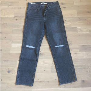 Levi's 724 High Rise Straight Jeans Premium